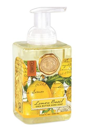 Michel Design Works Foaming Hand Soap Lemon Basil